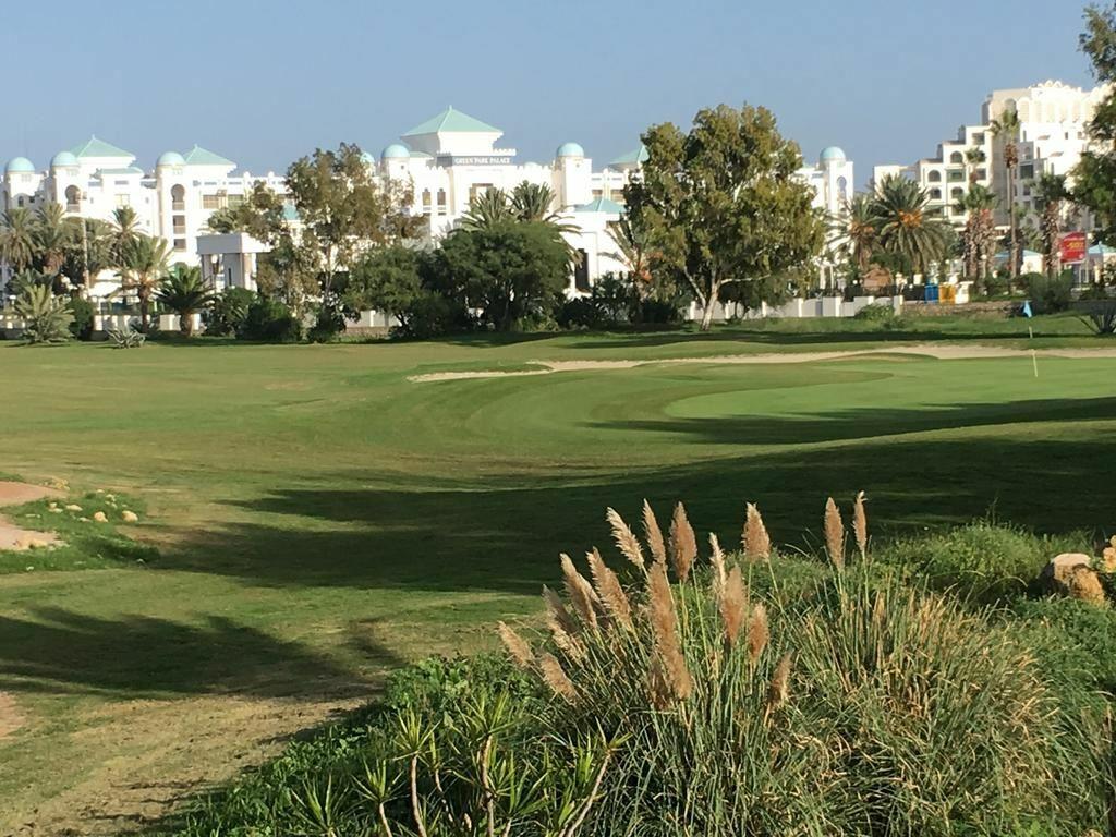 Отель Seabel Alhambra Beach Golf & Spa (ex. Seabel Alhambra Beach Golf&spa) Тунис Сусс