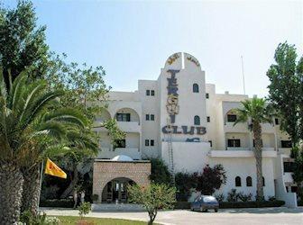 Tergui Club 3*, Туніс, Сусс