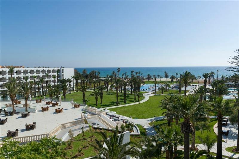 Отель Jaz At The Beach Tour Khalef Сусс