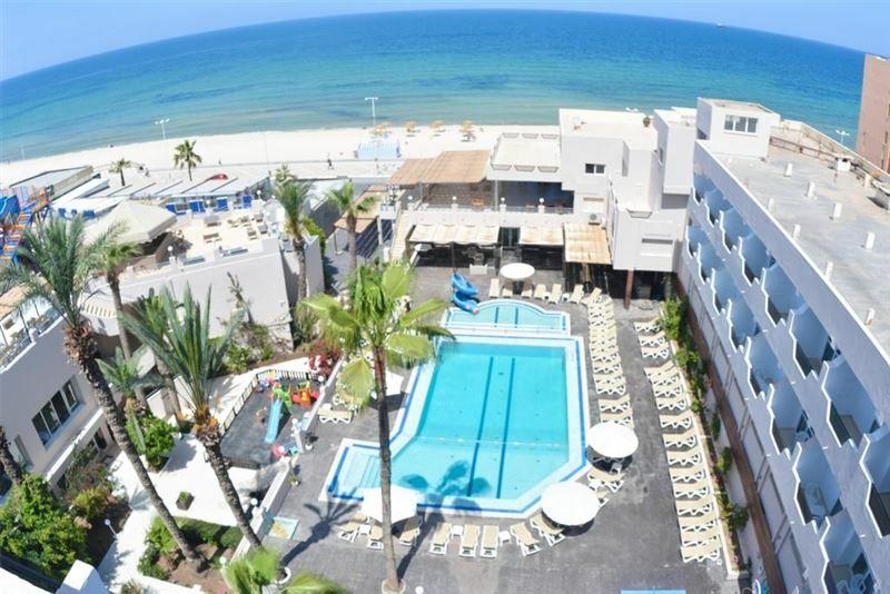 Отель Sousse City & Beach Тунис Сусс