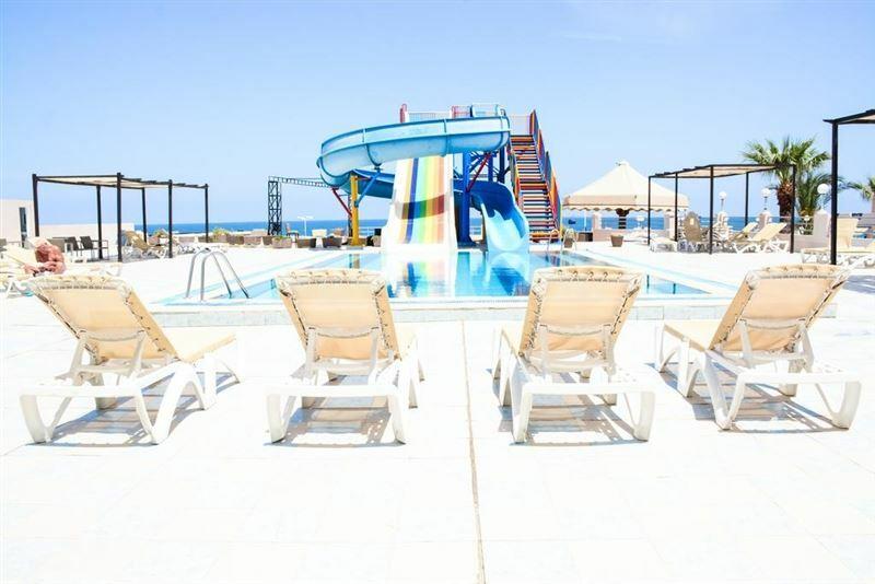 Отель Sousse City & Beach Сусс