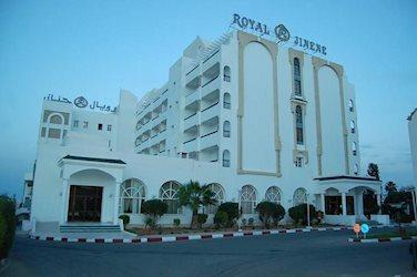 Royal Jinene 4*, Тунис, Сусс