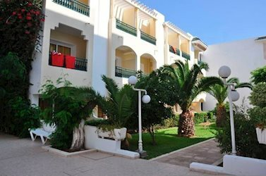 Palmyra Aqua Park Port El Kantaoui (ex. Soviva Resort) 3*, Тунис, Сусс