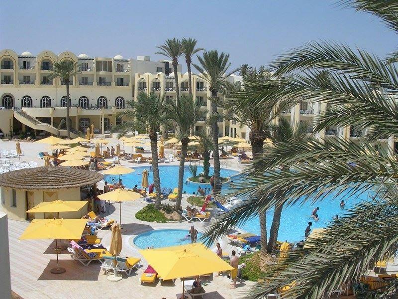 Отель Eden Star Тунис Зарзис