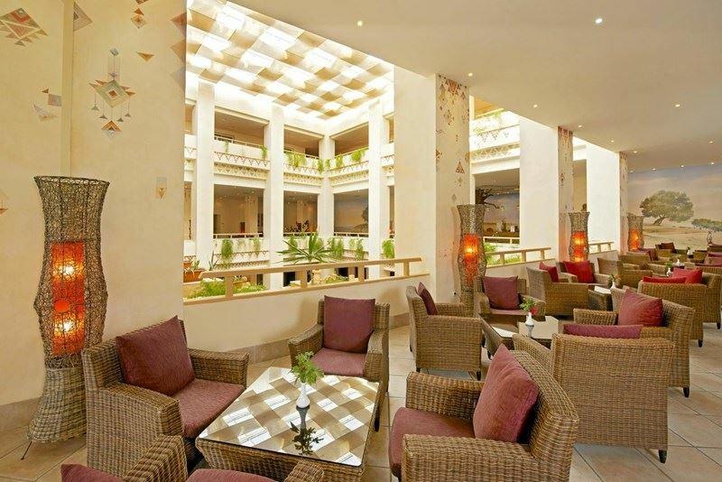Отель Vincci Hotel Safira Palms Зарзис