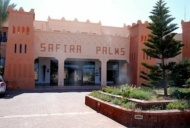 Vincci Hotel Safira Palms 4*, Тунис, Зарзис