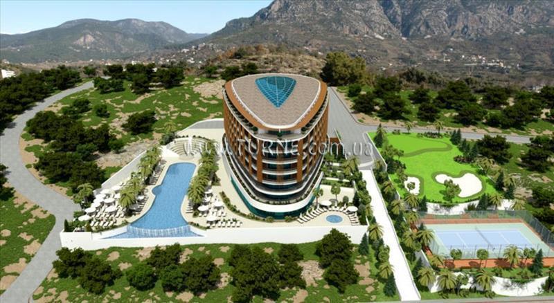Отель Michell Hotel & Spa Аланья