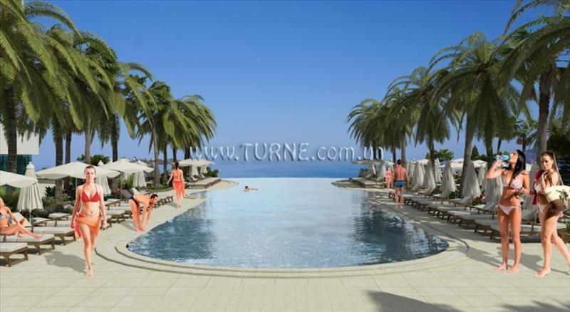 Отель Michell Hotel & Spa Турция Аланья