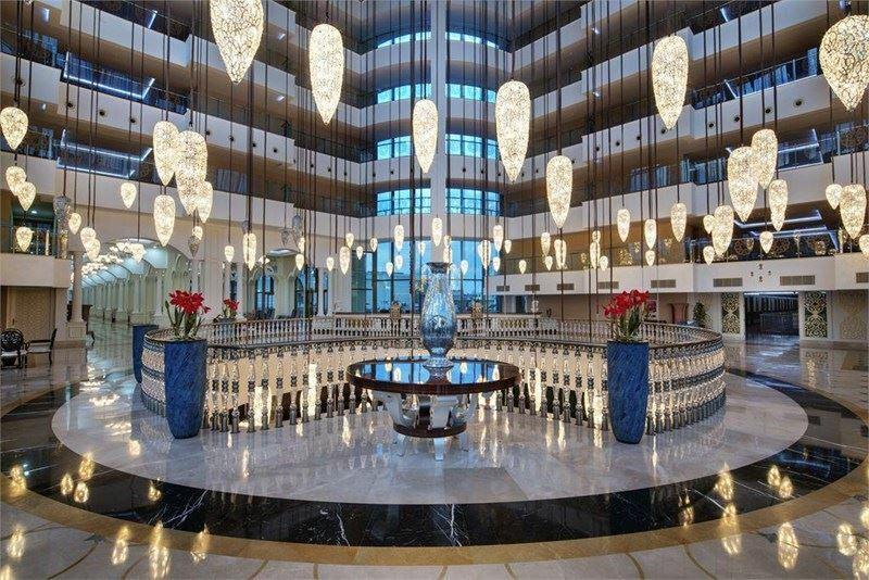 Alan Xafira Deluxe Resort Аланья