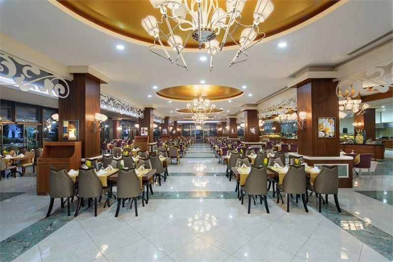 Отель Alan Xafira Deluxe Resort Турция Аланья
