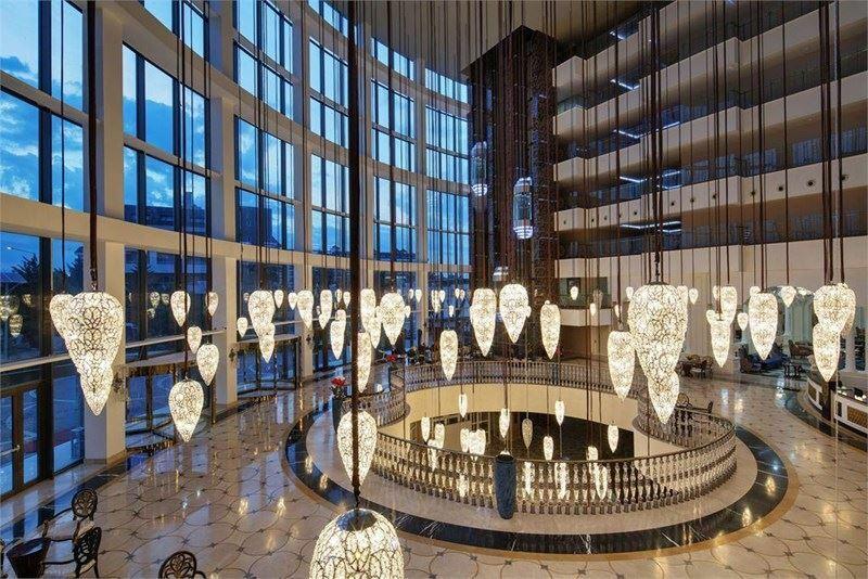 Отель Alan Xafira Deluxe Resort Аланья