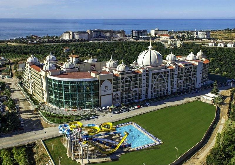 Alan Xafira Deluxe Resort Турция Аланья