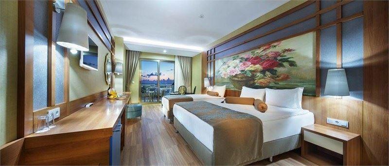 Фото Alan Xafira Deluxe Resort Аланья