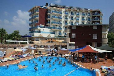 Maya World Beach Hotel (ex. Akin Paradise; Grand Paradise) 5*, Туреччина, Аланья