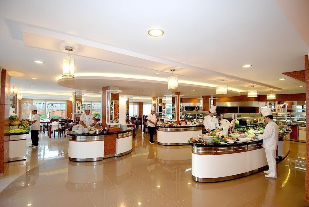 Фото Grand Okan Hotel 4*