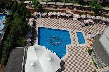 Grand Okan Hotel 4*, Турция, Аланья