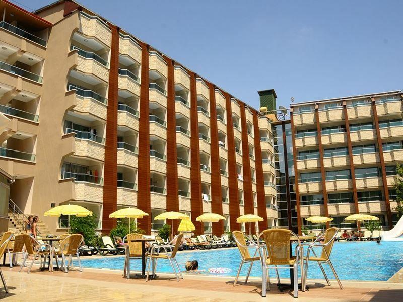 Club Hotel Tess Турция Аланья