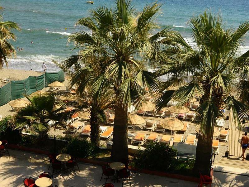 Отель Club Hotel Tess Аланья