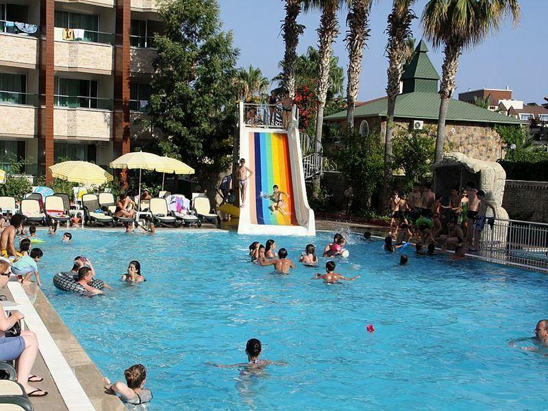 Отель Club Hotel Tess Турция Аланья