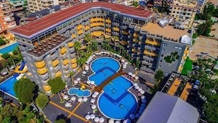 Senza Hotels Grand Santana 4*, Турция, Аланья