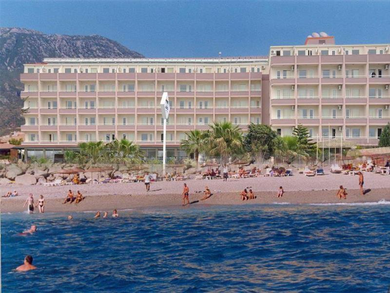 Royal Ideal Beach Hotel Турция Аланья