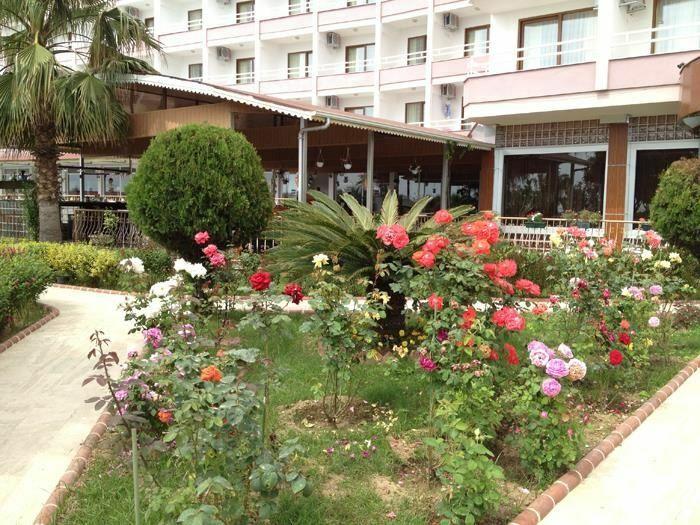 Отель Royal Ideal Beach Hotel Аланья