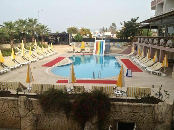 Отель Royal Ideal Beach Hotel Турция Аланья