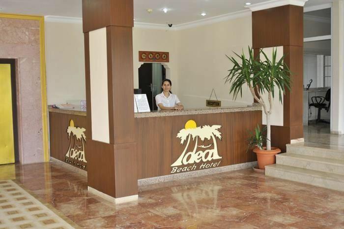 Фото Royal Ideal Beach Hotel Турция Аланья
