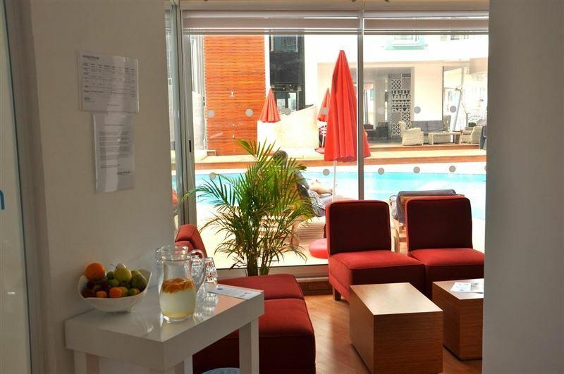 Фото Sunprime Alanya Beach Hotel 4*