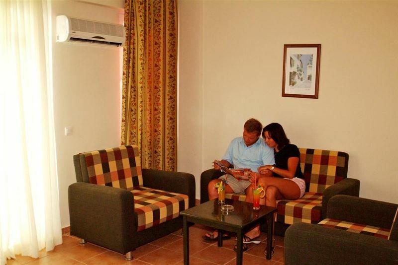Фото Club Sidar Apart Hotel 4*