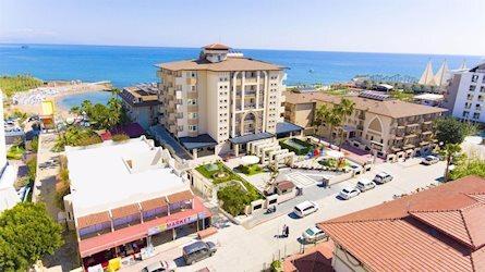 Land Of Paradise Beach Hotel 5*, Турция, Аланья