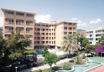 Bayar Sun Time Hotel 4*, Турция, Аланья