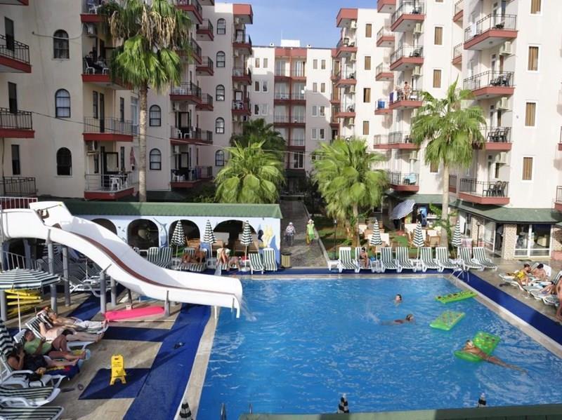 Astor Beach Hotel Турция Аланья