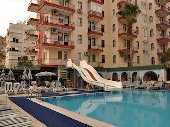 Astor Beach Hotel 3*, Турция, Аланья