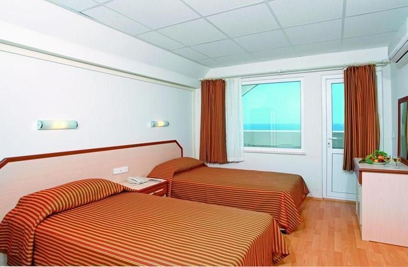 Отель Sea Bird Beach Hotel Турция Аланья