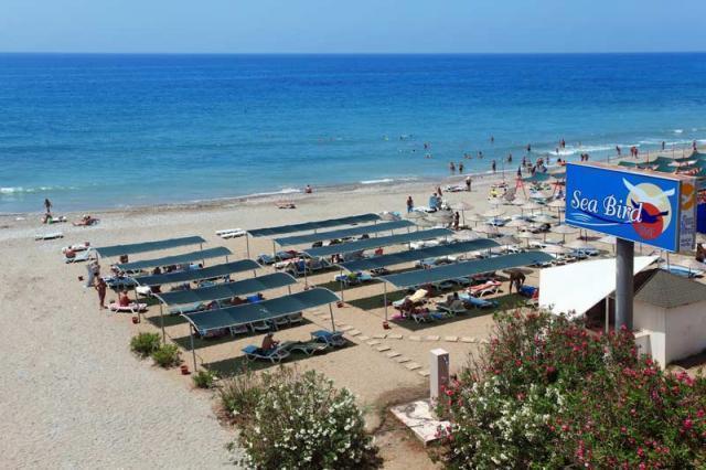 Отель Sea Bird Beach Hotel Аланья
