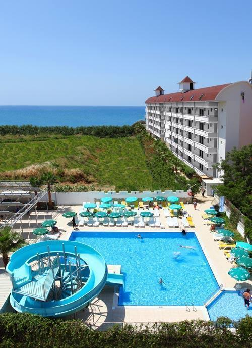 Фото Sea bird Beach Hotel