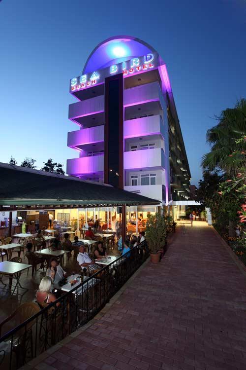 Фото Sea bird Beach Hotel Турция