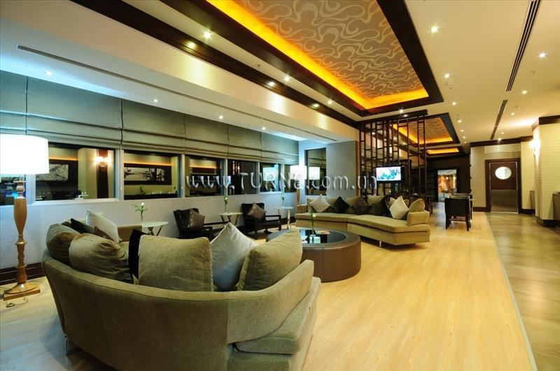 Отель Dedeman Ankara Турция Анкара