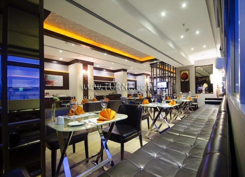 Отель Dedeman Ankara Анкара