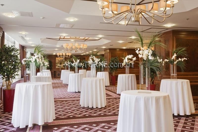 Отель Hiltonsa Hotel Турция Анкара