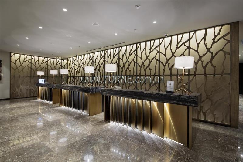 Отель Hiltonsa Hotel Анкара