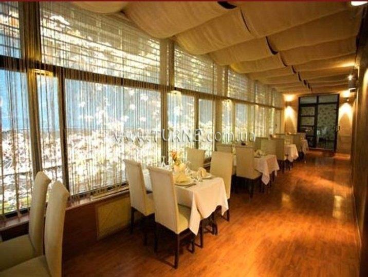 Отель Marinem Hotel Анкара