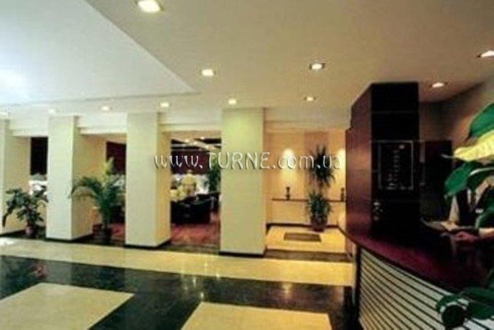 Marinem Hotel Анкара