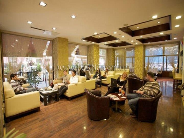 Отель Marinem Hotel Турция Анкара