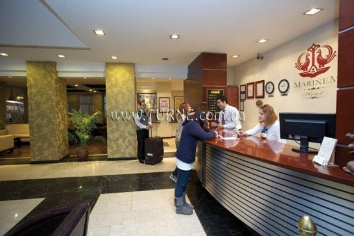 Marinem Hotel Турция Анкара
