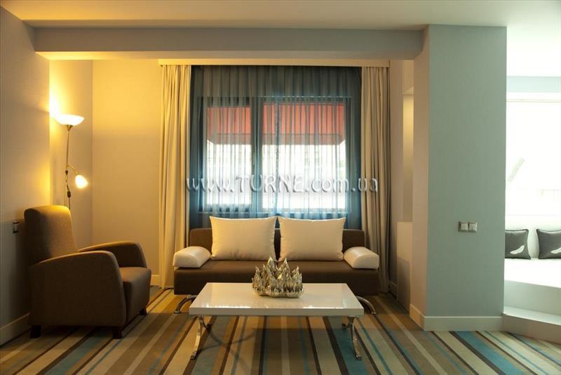 Отель Nesta Boutique Hotel Турция Анкара