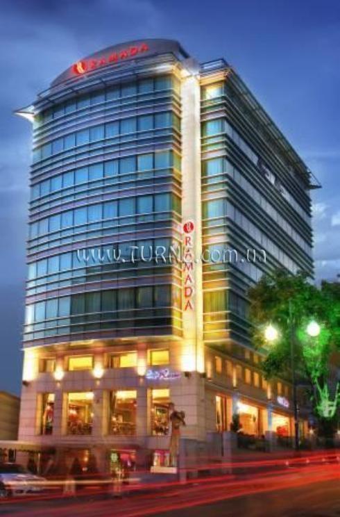 Отель Ramada Plaza Hotel Турция Анкара