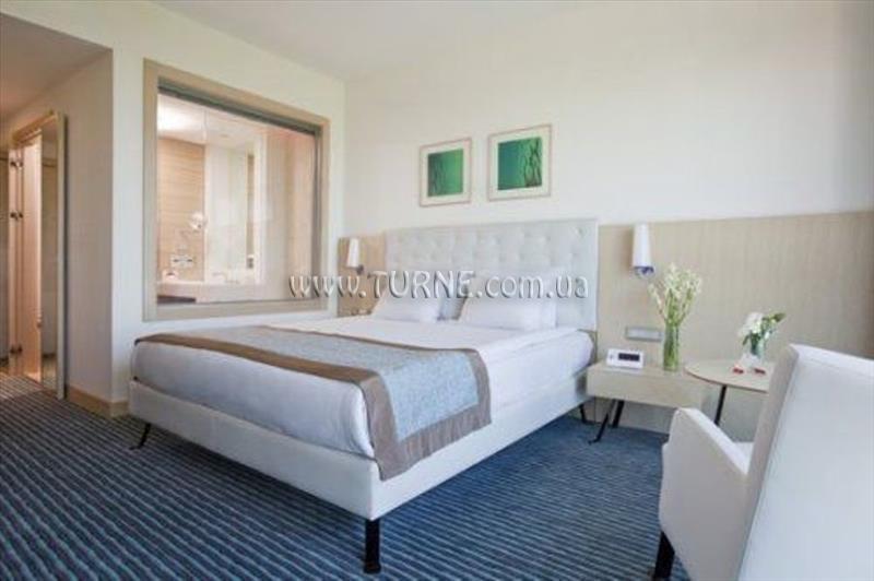 Отель Ramada Plaza Hotel Анкара