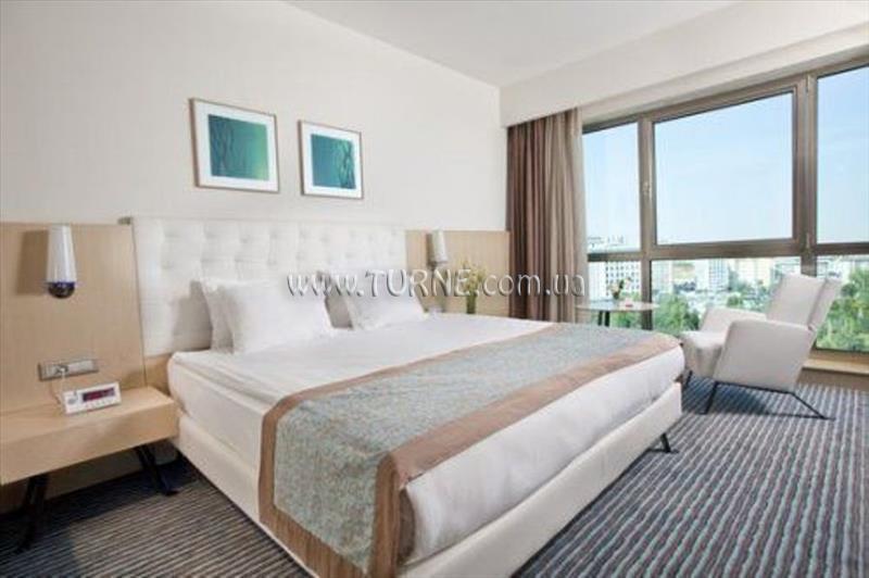 Ramada Plaza Hotel Анкара